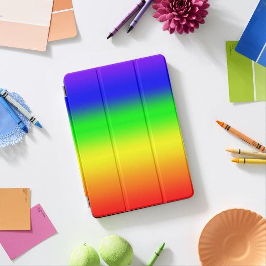 Regenboog Ombre iPad Pro Cover