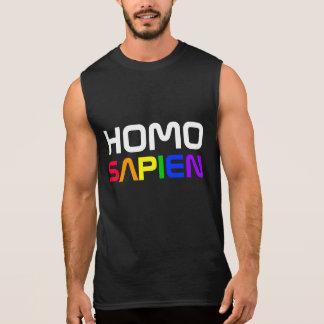 Regenboog van de Trots van Sapien van Homo de T Shirt