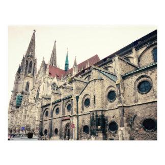Regensburg Duitsland Folder