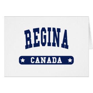 Regina Kaart