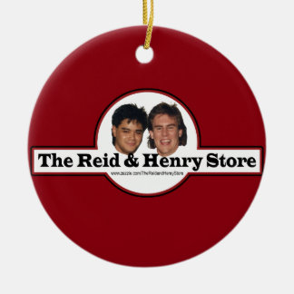 Reid & Henry Store Christmas Ornament
