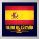 Reino de Espana Print