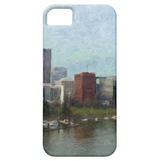 Reis door Portland Barely There iPhone 5 Hoesje