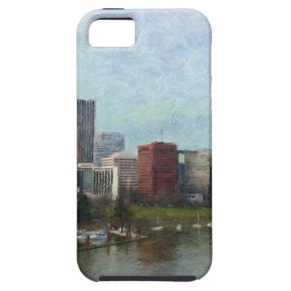 Reis door Portland Tough iPhone 5 Hoesje