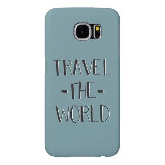 Reis het Hoesje van Samsung van de Wereld