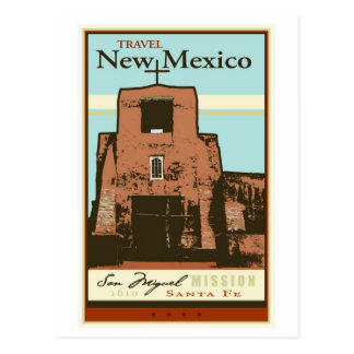 Reis New Mexico Briefkaart