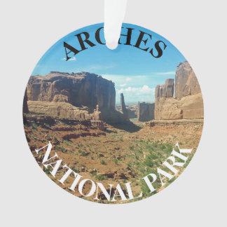 Reis van Utah de V.S. van het Park van bogen de Ornament
