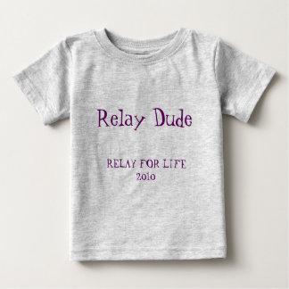 RELAIS VOOR HET LEVEN BABY T SHIRTS
