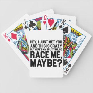 Ren me misschien poker kaarten
