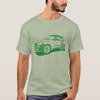 Renault 5 Turbo Groene T-shirt