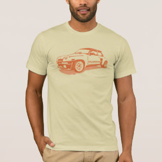 Renault 5 TurboT-shirt T Shirt