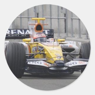 Renault Ronde Sticker