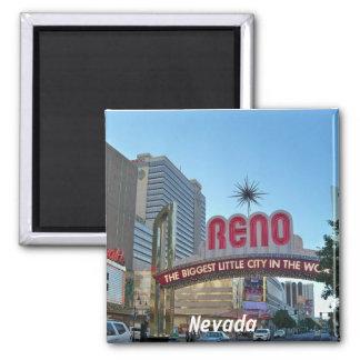 Reno, Nevada Magneet