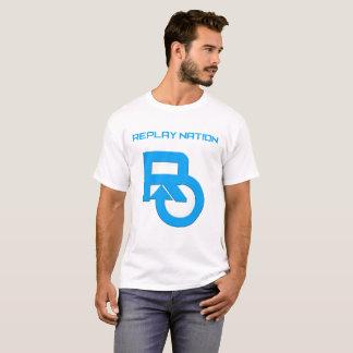 Replay de T-shirt van de Natie