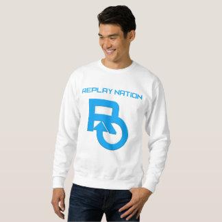 Replay het Sweatshirt van de Natie