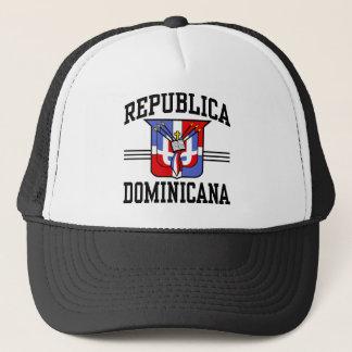 Republica Dominicana Trucker Pet