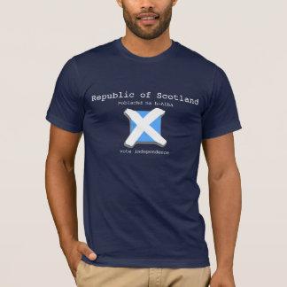 Republiek van Schotland T Shirt