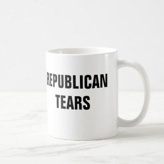 Republikeinse Scheuren Koffiemok