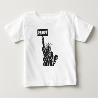 Resist_for_Liberty Baby T Shirts