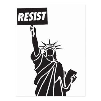 Resist_for_Liberty Briefkaart