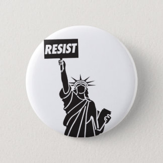 Resist_for_Liberty Ronde Button 5,7 Cm