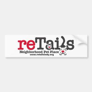 reTailsLogoRev, www.retailsindy.org Bumpersticker