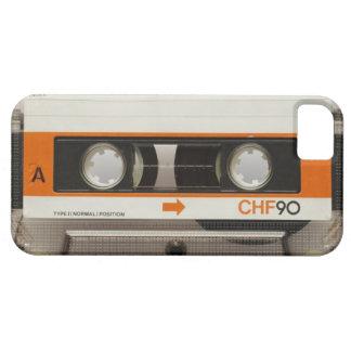 Retro Band van de Cassette Barely There iPhone 5 Hoesje