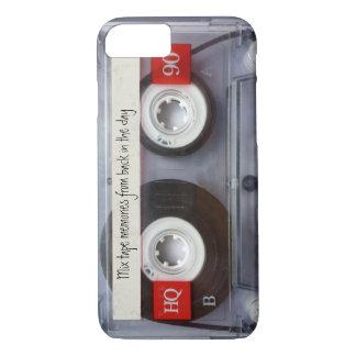 Retro Band van de Cassette iPhone 8/7 Hoesje