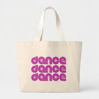 Retro dans - Bolsa Grote Draagtas