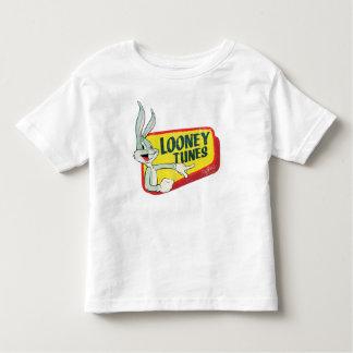 Retro Flard LOONEY TUNES™ van INSECTEN BUNNY™ Kinder Shirts