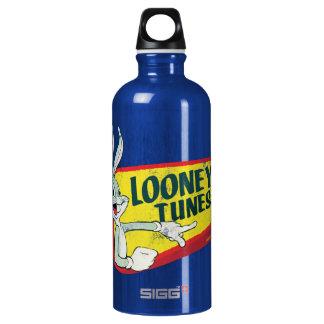 Retro Flard LOONEY TUNES™ van INSECTEN BUNNY™ Waterfles