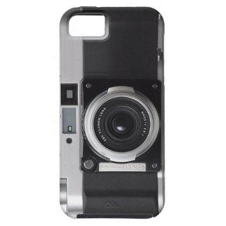 Retro Geval van iPhone van de Camera van de Film v