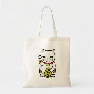 Retro Goede Zak van de Kat van het Canvas tas van