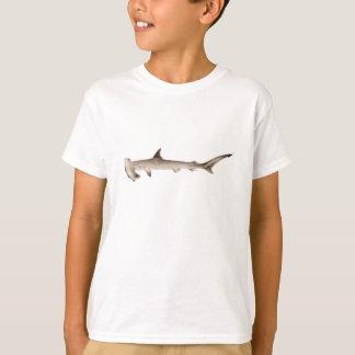 Retro Haaien van de vintage Illustratie van de T Shirt