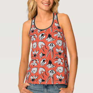 Retro Halftone Patroon LOONEY TUNES™ Tanktop