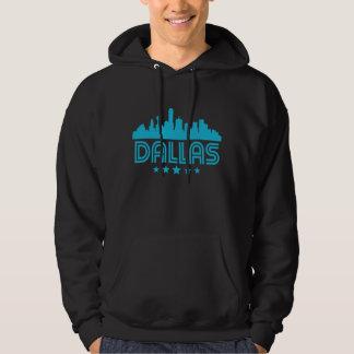 Retro Horizon van Dallas Hoodie