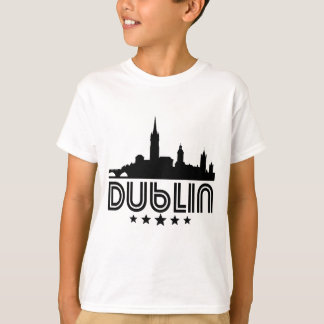 Retro Horizon van Dublin T Shirt