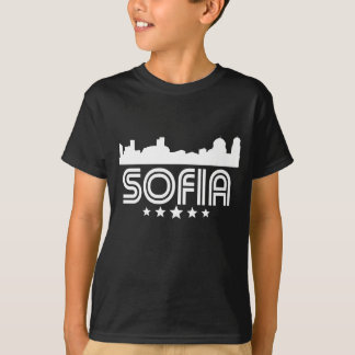 Retro Horizon van Sofia T Shirt