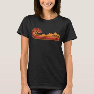 Retro Horizon Van West- morgantown van de Stijl T Shirt