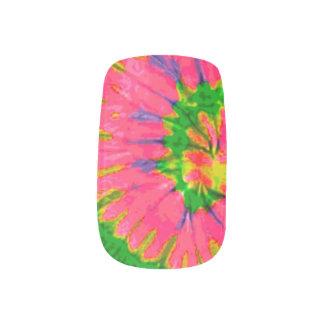Retro Kleurstof van het Stropdas Hippy Minx Nail Art