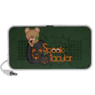 Retro Leuk Halloween Draagbare Speakers