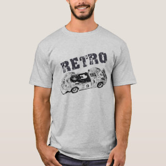 Retro Overhemd T Shirt