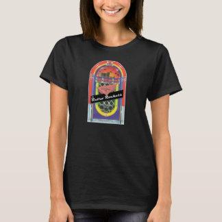 Retro Raketten T Shirt