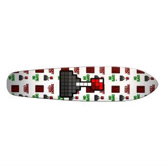 Retro Skateboard van de Arcade
