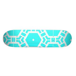 retro skatebored persoonlijk skateboard