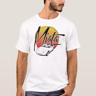 Retro T-shirt Miata