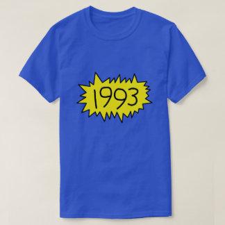 Retro T-shirt van 1993