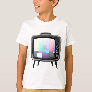 Retro Televisie T Shirt
