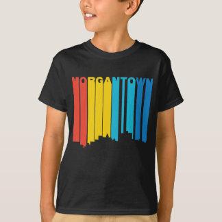 Retro Van West- morgantown van de Stijl van jaren T Shirt