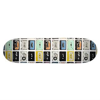 Retro vintage de kunstpatroon van de Banden van de 20,6 Cm Skateboard Deck